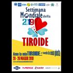 Settimana Mondiale della Tiroide 2019